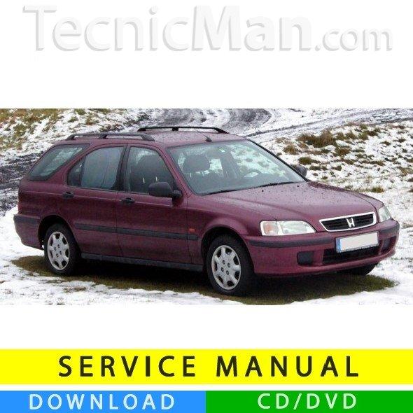 Parts & Accessories Car & Truck Manuals 1996 1997 1998 1999 2000 ...