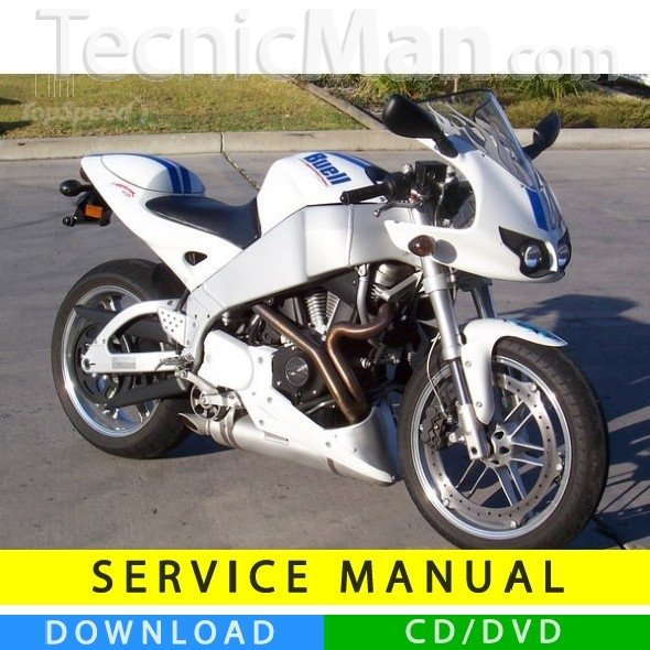 Buell XB9R service manual (2003-2010) (EN)