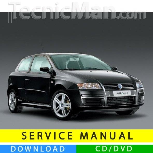 Fiat Stilo service manual (2001-2010) (Multilang)