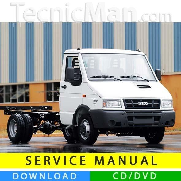 Iveco Daily service manual (1989-1998) (EN)