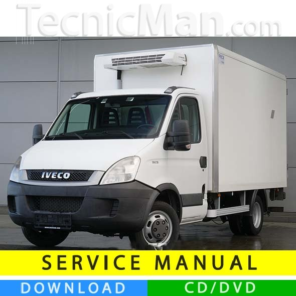 Iveco Daily service manual (2006-2014) (IT)