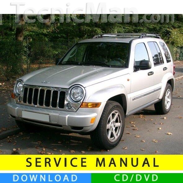 Jeep Cherokee service manual (2002-2007) (EN)