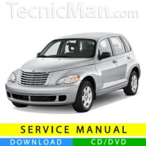 Chrysler PT Cruiser service manual (2000-2010) (EN)