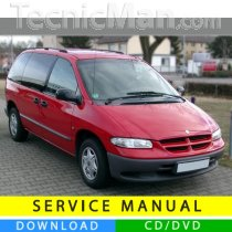 Chrysler Voyager service manual (1996-1999) (EN)