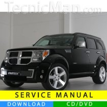Dodge Nitro service manual (2006-2011) (EN)