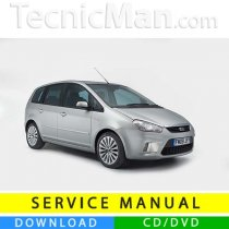 Ford C-Max service manual (2003-2010) (IT)