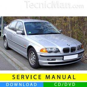 BMW E46 service manual (1999-2007) (EN)