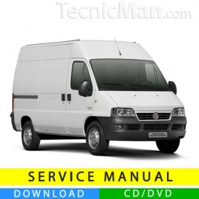 Fiat Ducato 2 service manual (2002-2006) (MultiLang)