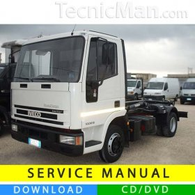 Iveco Eurocargo service manual (2002-2008) (IT)
