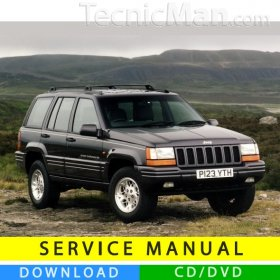 Jeep Grand Cherokee service manual (1993-1998) (EN)