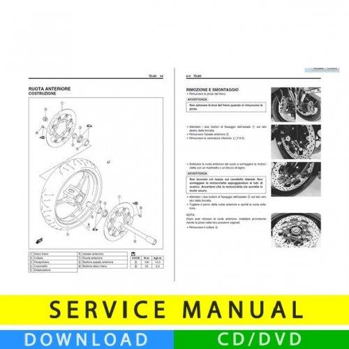 Suzuki Gsx R 600 Service Manual 2006, 2004 Gsxr 600 Wiring Diagram Pdf
