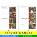 Aprilia RSV 1000 R service manual (2003-2005) (IT) example