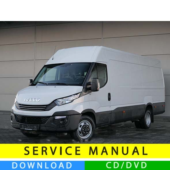 Iveco Daily Service Manual 2018 2019, Iveco Daily Wiring Diagram Pdf