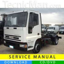 Iveco Eurocargo service manual (2002-2008) (IT)