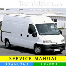 Fiat Ducato 2 service manual (1994-2001) (IT)