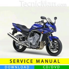 Yamaha FZ1 1000 service manual (2001-2005) (EN)