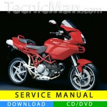 Ducati Multistrada 1000 DS service manual (2003-2009) (EN-IT)