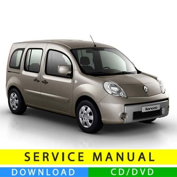 Renault kangoo 2007 user manual 3